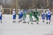 Хоккей с мячом: «Надежда» - «Заря»
