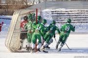 Хоккей с мячом: «Восток» (Арсеньев) - «Надежда» (Биробиджан)