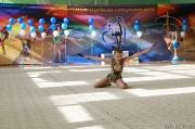 Первенство Биробиджана по художественной гимнастике