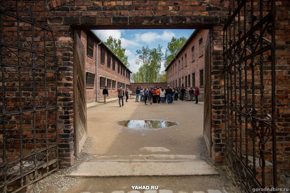 ВКисловодске вспоминали ожертвах Холокоста
