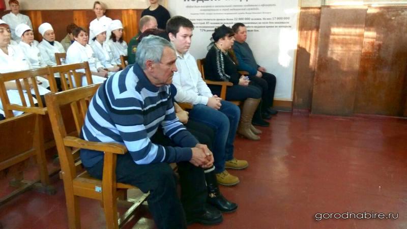 ВБиробиджане простились смедсёстрами, погибшими вСирии