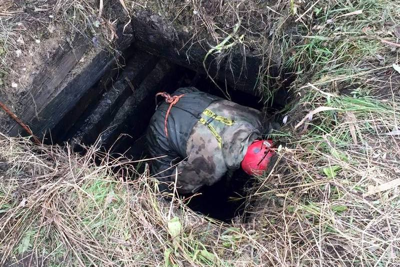 Вокрестностях села в израильской автономной области отыскали останки ребенка