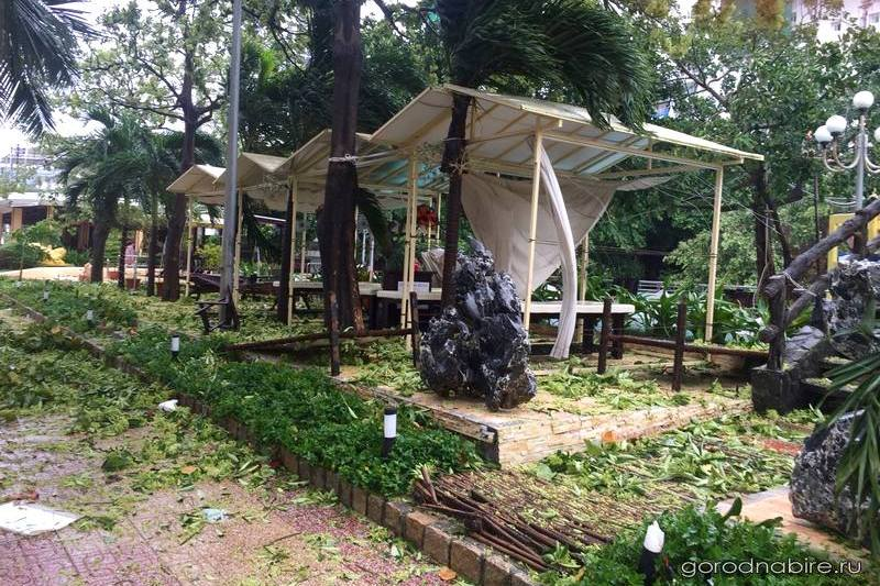 Из-за тайфуна во Вьетнаме погибли 27 человек, разрушены 600 домов. Белорусы не пострадали