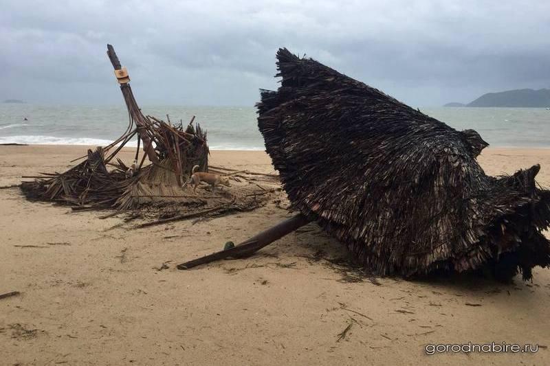 Десятки погибших— Тайфун воВьетнаме